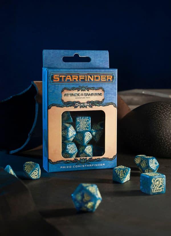 starfinder aots dice
