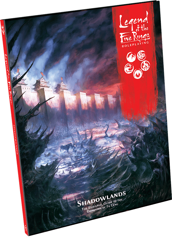 Shadowlands Brings the Horror to Fantasy Flight's 'Legend of the Five Rings'