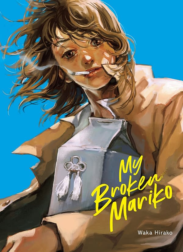 My Broken Mariko: Yen Press to Publish Josei Manga