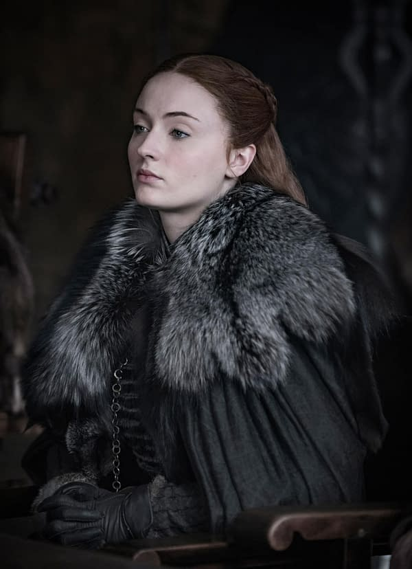 'Game of Thrones' Season 8: Sansa Gets Battle Armor?!