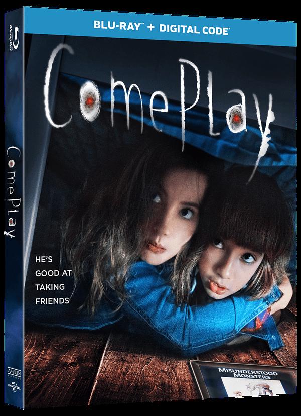 Horror Film Come Play Hits Blu-ray Jan. 26th & Digital Next Week