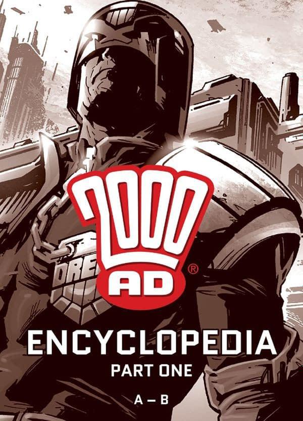 2000 AD Encyclopedia