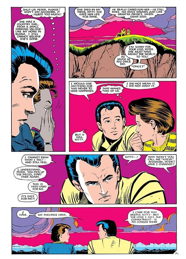 A Very Lobdell ThanXgiving Part 1: Uncanny X-Men #308 [X-ual Healing]