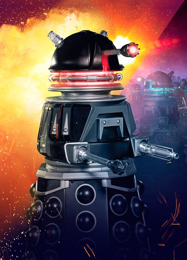 "Doctor Who ""Revolution of the Daleks"" Promo: A Dalek By Any Other Name"