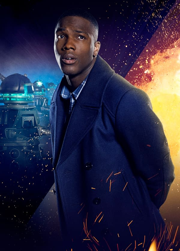 """Doctor Who """"Revolution of the Daleks"""" Releases New Images, Posters"""