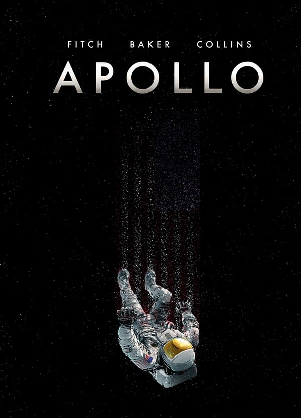 John Harris Dunning Talks to Matt Fitch and Chris Baker About Apollo from SelfMadeHero