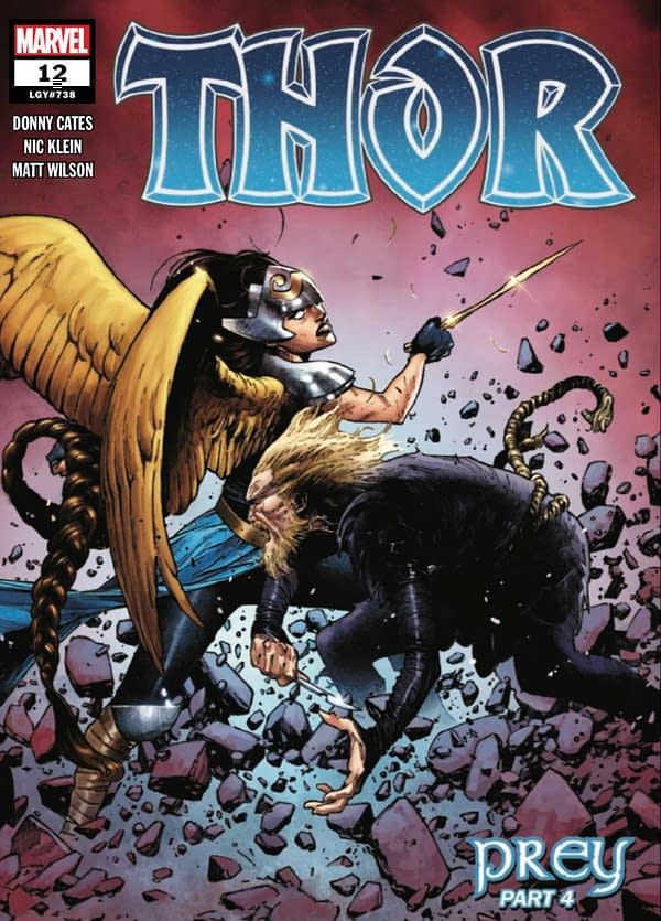 Thor #12 Review: This Is A Mess