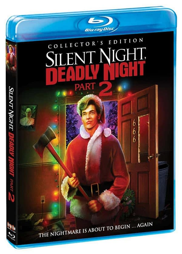 Silent Night Deadly Night 2 Cover