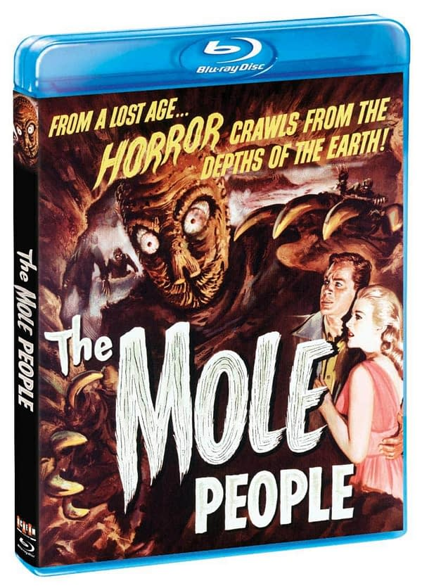 The Mole People Scream Factory Cover