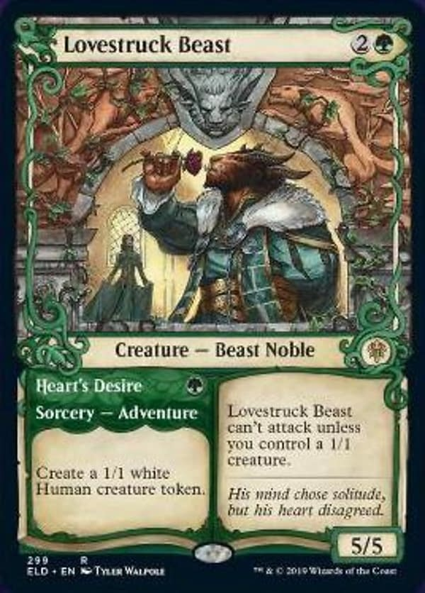 """Entire """"Throne of Eldraine"""" Set Spoiled! - """"Magic: The Gathering"""""""