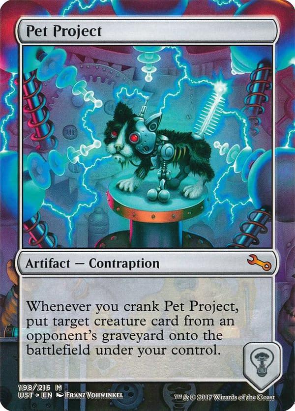 """A Surprise Commander Deck Tech - """"Magic: The Gathering"""""""
