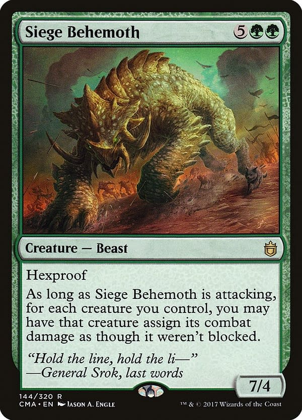 """Questing Beast"" Deck Tech - ""Magic: The Gathering"""