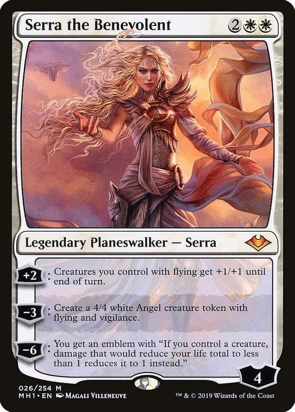 """Serra the Benevolent"" Deck Tech - ""Magic: The Gathering"""