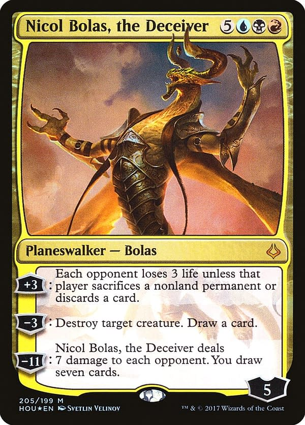 """Nicol Bolas, the Deceiver"" Deck Tech - ""Magic: The Gathering"""