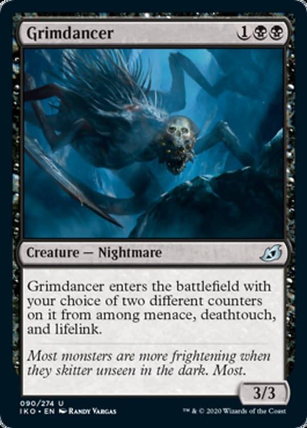 03 - Grimdancer mtg card