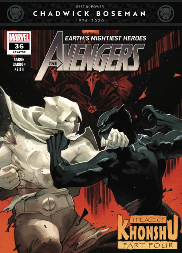 Avengers #36 Review: Baffling
