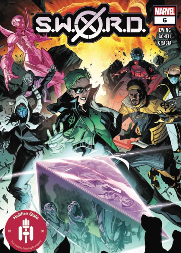 S.W.O.R.D. #6 Review: Let's Talk Character