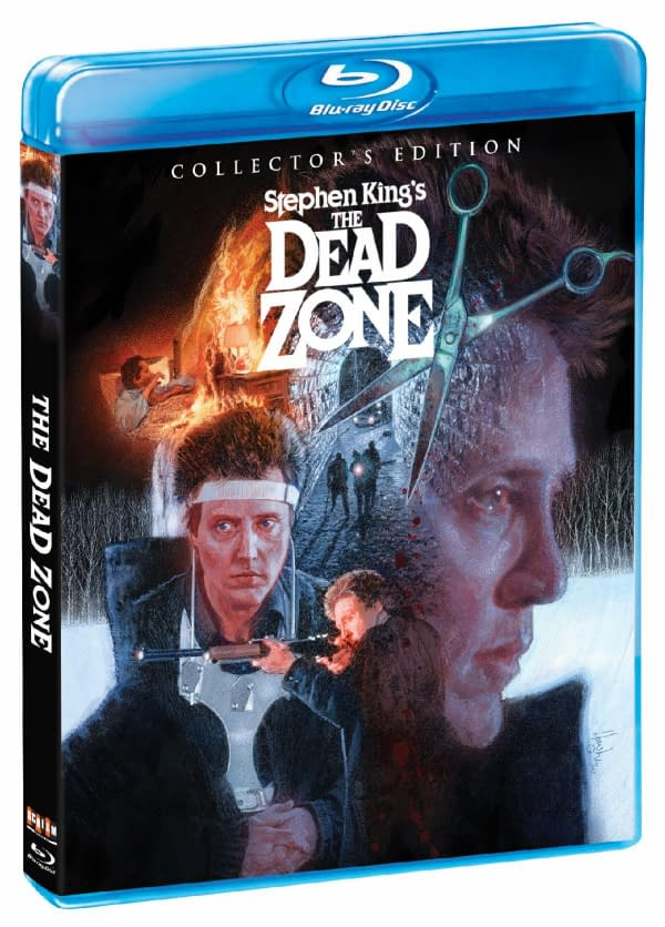 The Dead Zone Special Edition Blu-ray Coming From Scream Factory