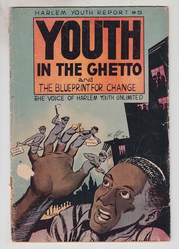 Harlem Youth Report #5