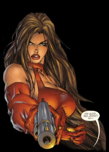 Twenty Five Years Later – Witchblade's Hero Stands the Test of Time