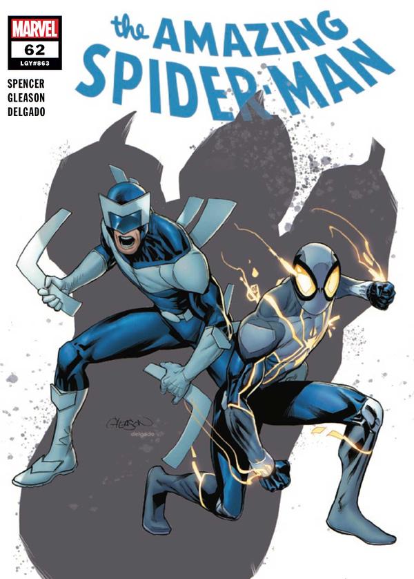 Amazing Spider-Man #62 Cover. Credit: Marvel