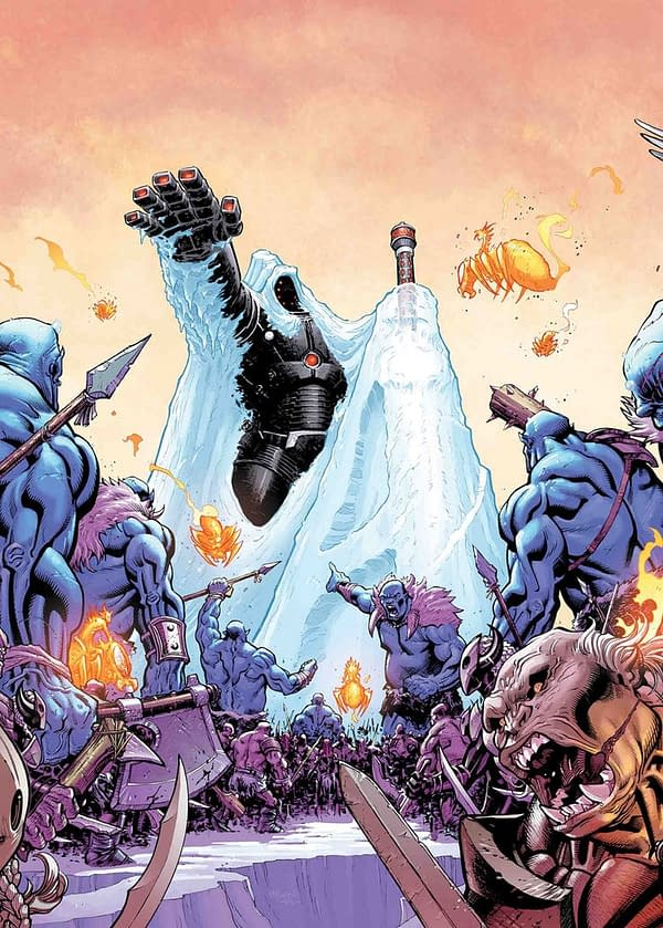 Marvel Will Publish $110 Worth of War of the Realms Comics in May
