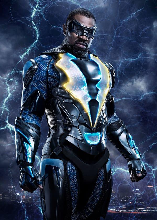 Black Lightning Season 1: CW Releases New Promo Images