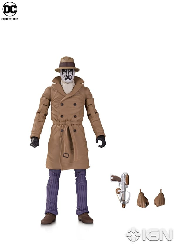 Doomsday Clock Wave of Figures Coming From DC Collectibles