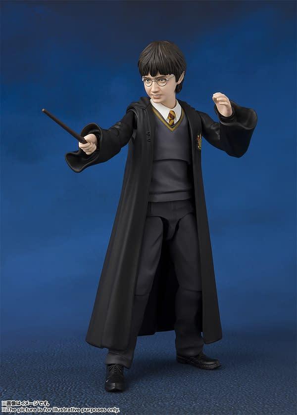 SH Figuarts Harry Potter Harry 1