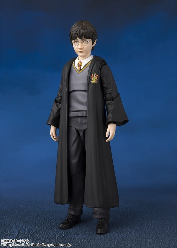 SH Figuarts Harry Potter Harry 2