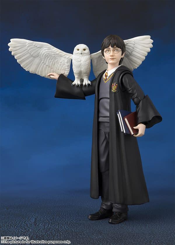 SH Figuarts Harry Potter Harry 6