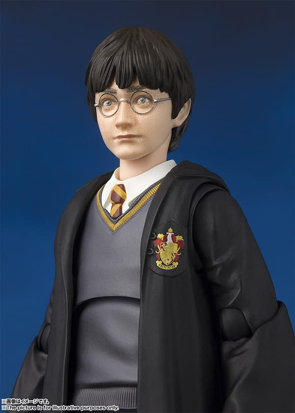 SH Figuarts Harry Potter Harry 7