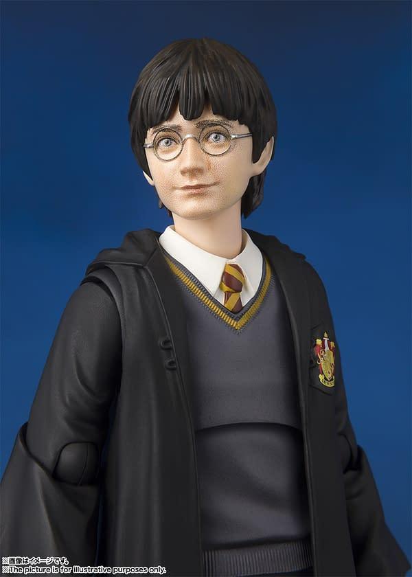 SH Figuarts Harry Potter Harry 8