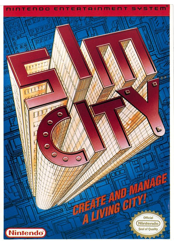 Someone Unearthed the Long Lost NES Port of SimCity