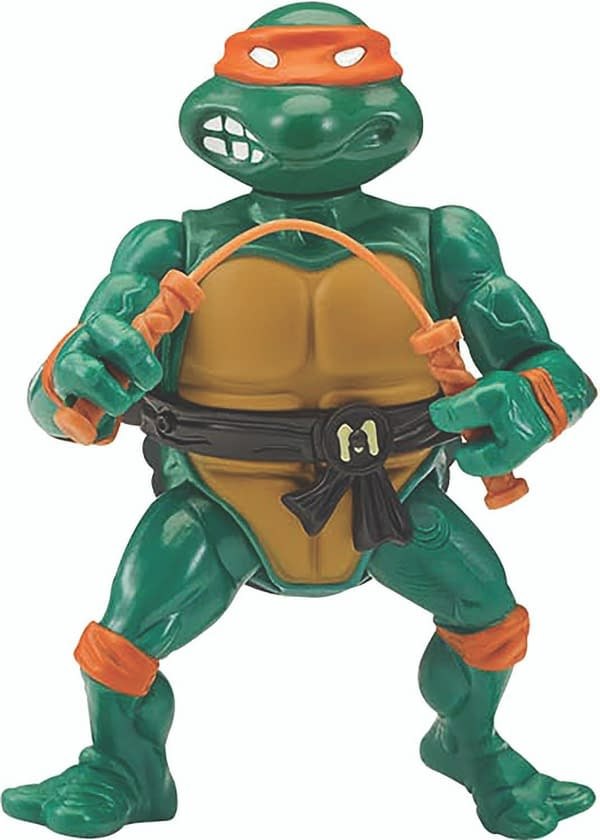 TMNT Gets Shell Shocked in SDCC 2020 Exclusive from Playmates