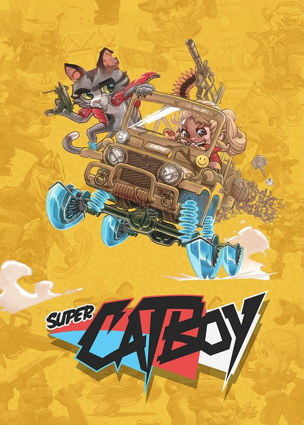 A look at Super Catboy for PC as it will come out next year, courtesy of Assemble Entertainment.