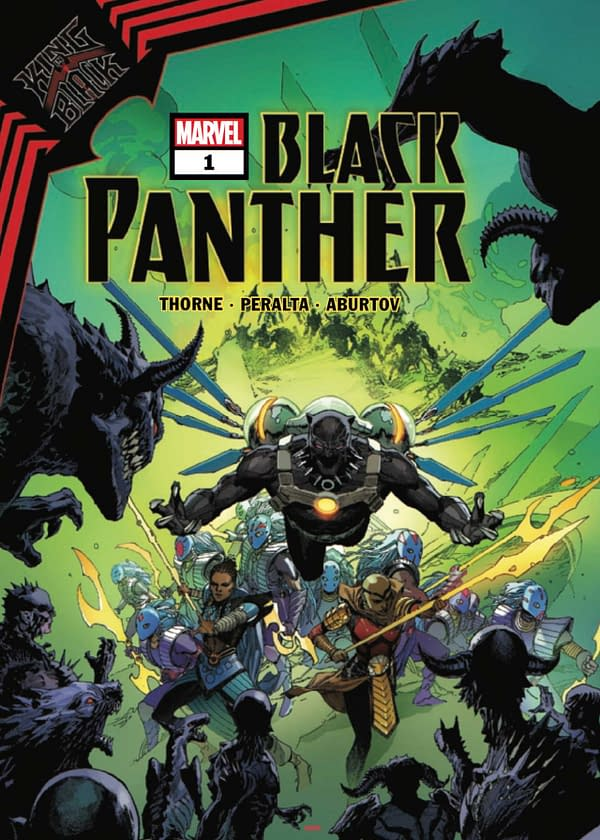 King In Black: Black Panther #1 Review: Knuckle Up