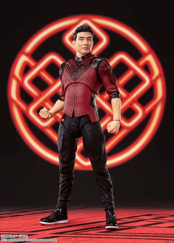 Shang-Chi and the Legend of the Ten Rings S.H. Figuarts Figure Arrives