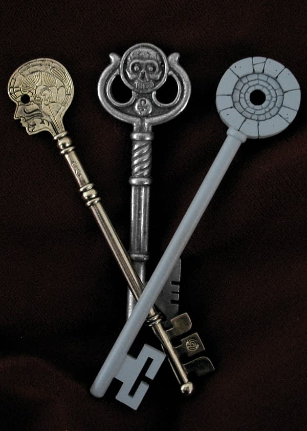 Now Locke & Key Gets A Board Game