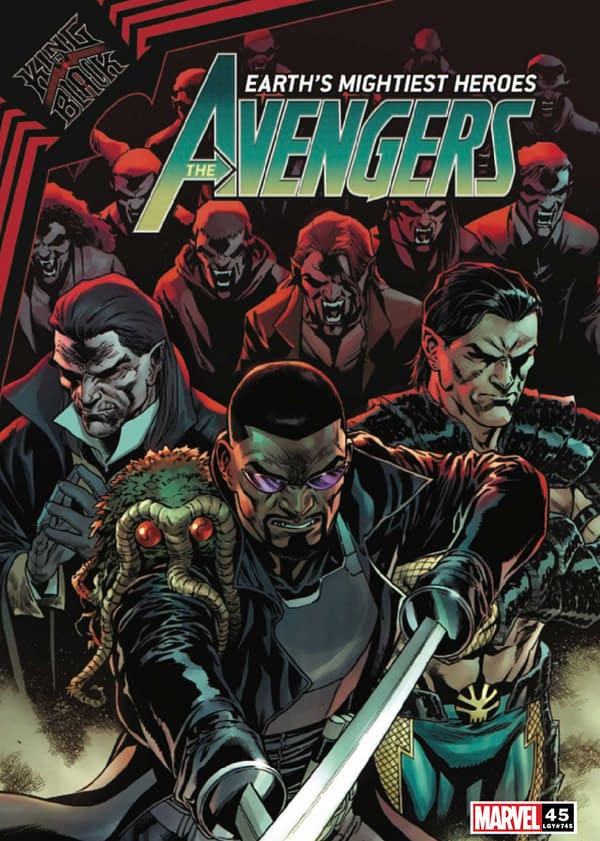 Avengers #45 Review: Runs Heavily In Continuity