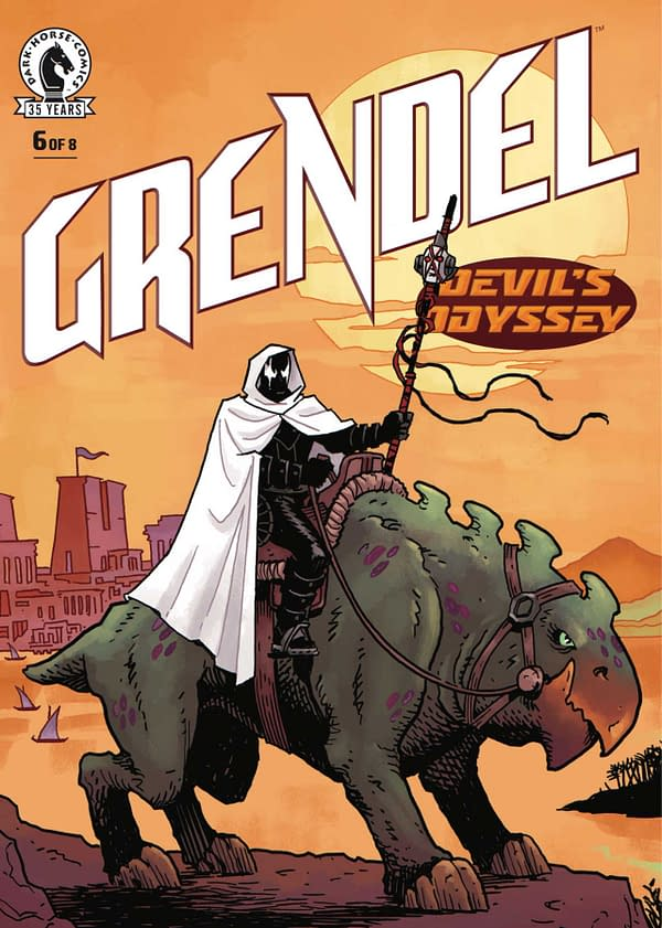 Grendel: Devil's Odyssey #6 Review: Just Short Of Greatness