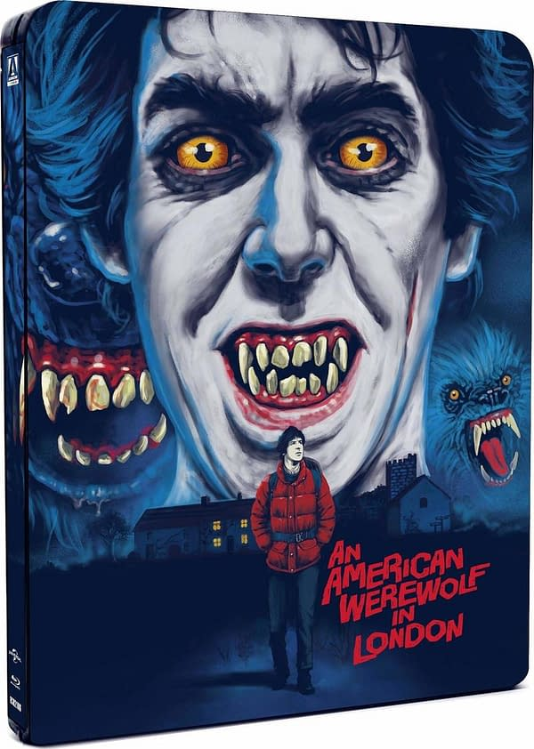 New An American Werwolf In London Steelbook Coming In February