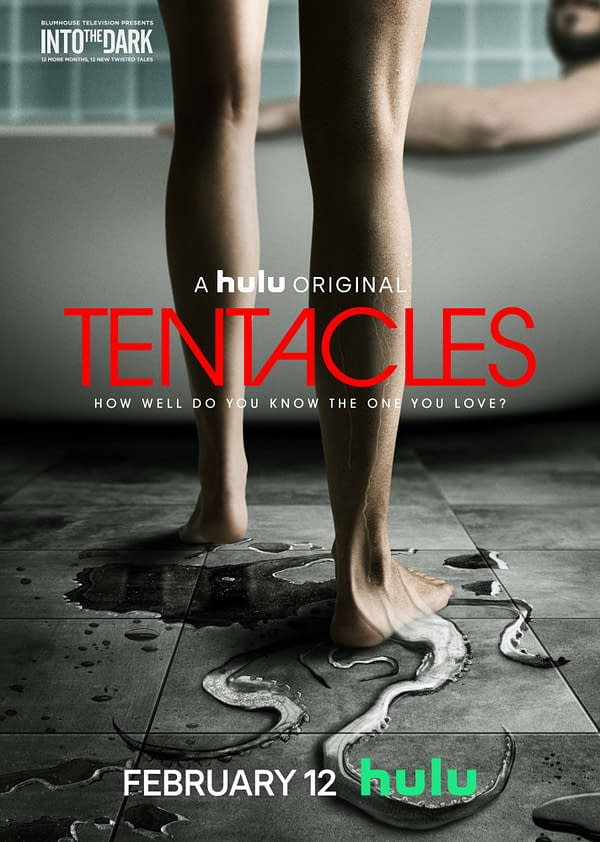 Blumhouse Releases Trailer & Poster For Into The Dark Film Tentacles