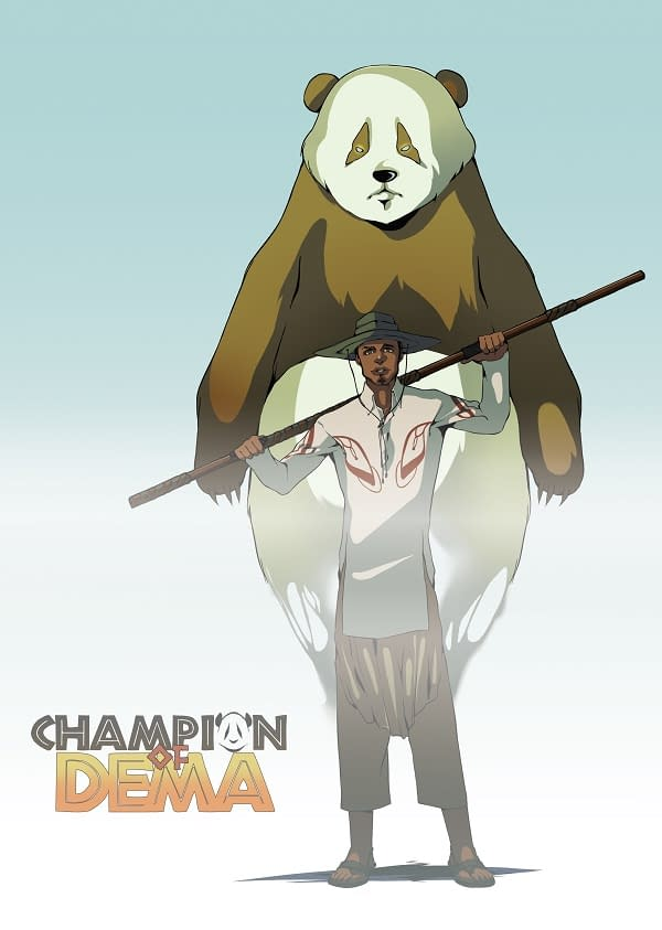 Champion of Dema 1