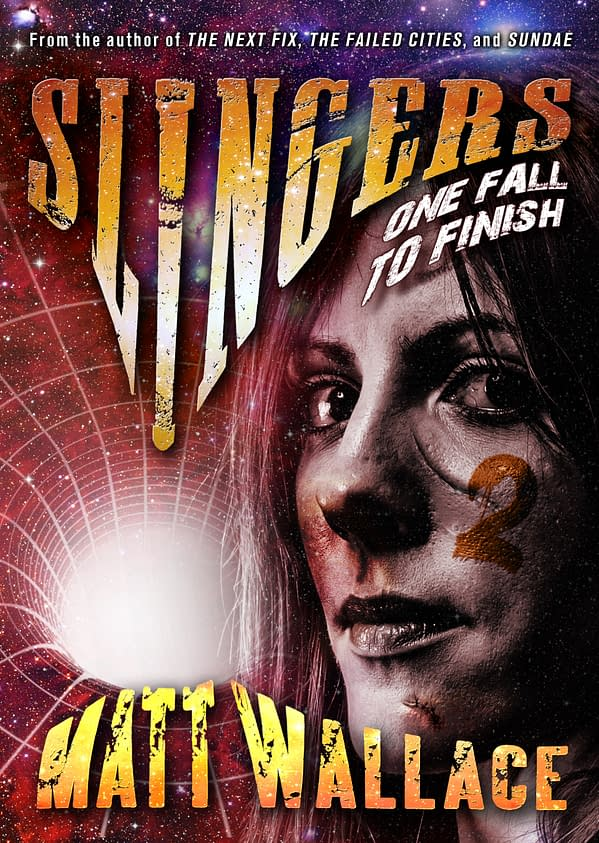 Slingers One Fall cover final