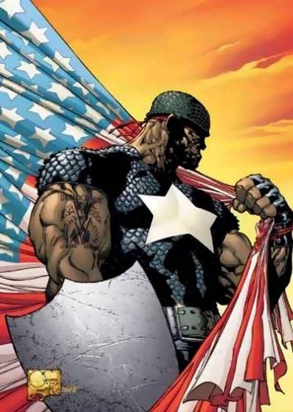 """Comics and Complication: Problematic """"Patriotism"""""""