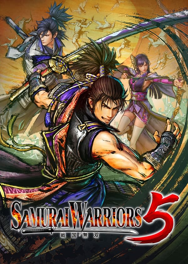 The game will be released on every console and PC this July, courtesy of Koei Tecmo.