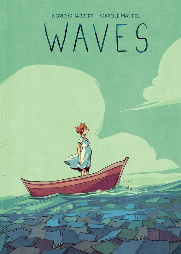 Ingrid Chabbert Makes 'Waves' in Graphic Novel Debut at Archaia