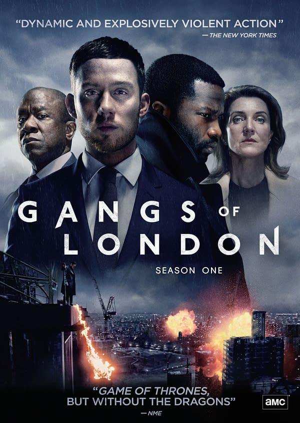 Gangs of London Director Xavier Gens on Handling Season One Climax