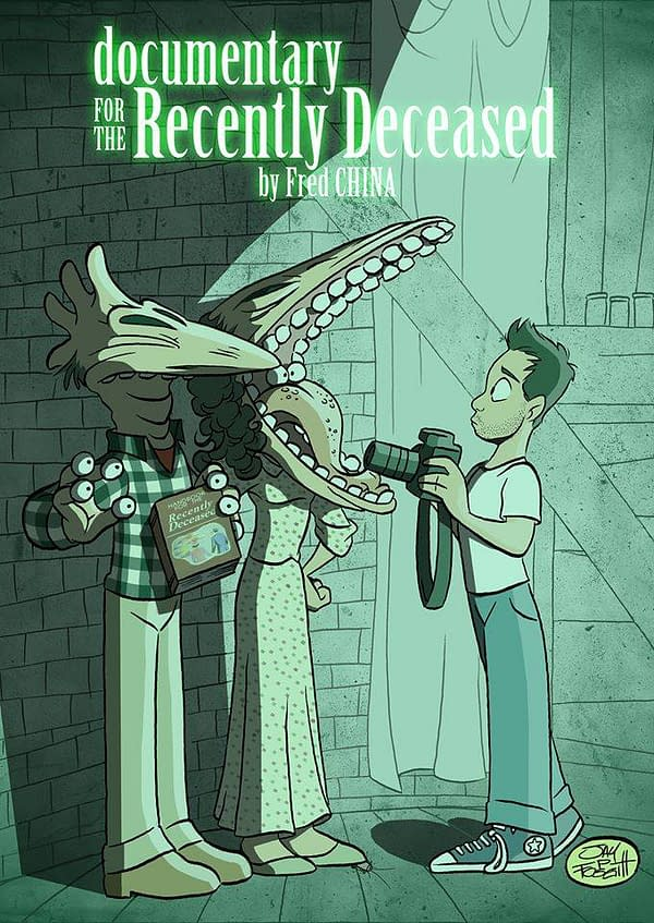 Beetlejuice Fan Film 'Documentary For The Recently Deceased' Needs Your Help